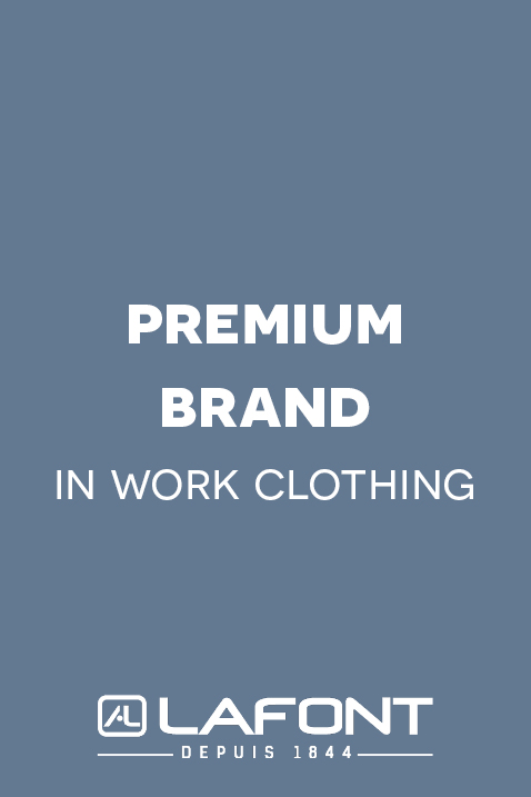Lafont, the premium brand in work clothing