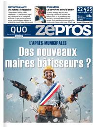 Revue de presse Cepovett Group dans Zepros mai 2020