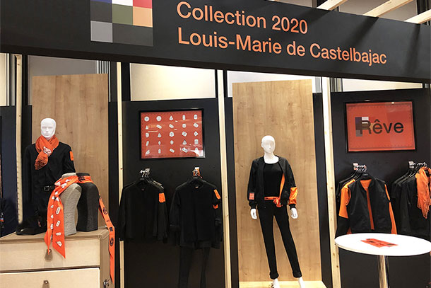 Boutique Orange x Louis Marie de Castelbajac