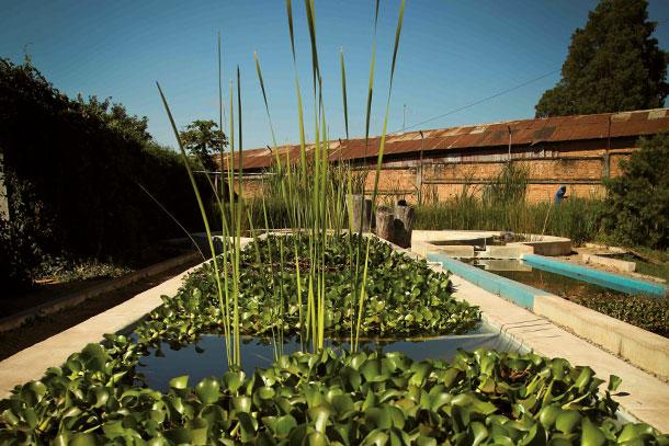 Wastewater treatment plant EPSILON Madagascar
